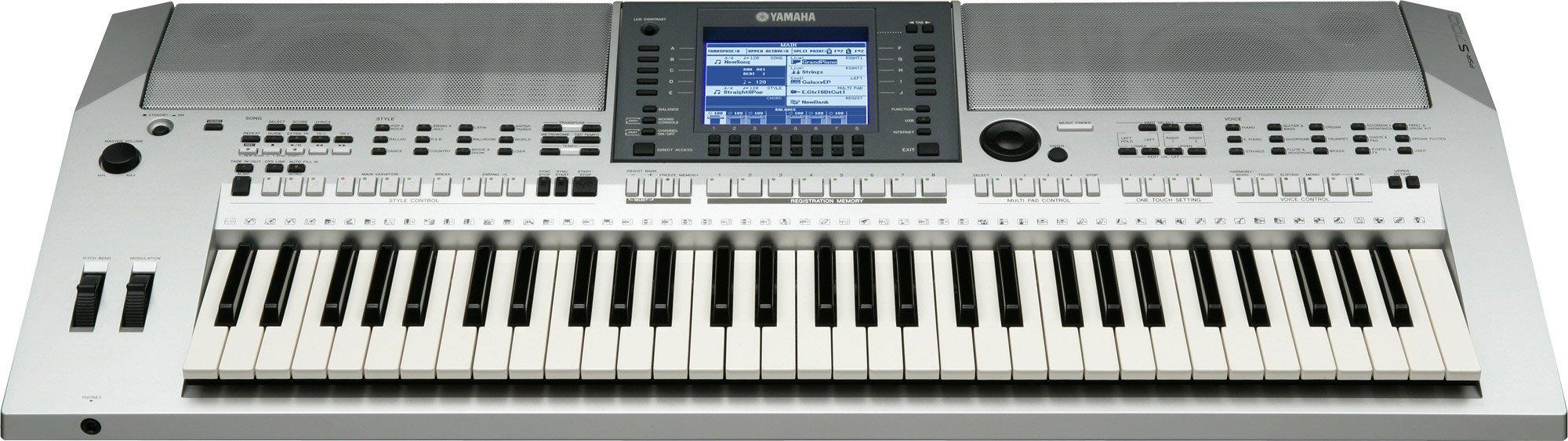 How To Play Mp On Yamaha Keyboard
