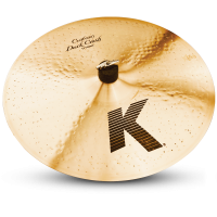"K Custom 17"" Dark Crash"