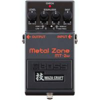Boss MT-2W Metal zone Wazacraft