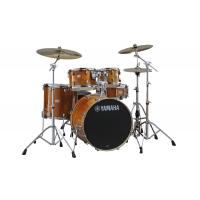 "Yamaha Stage Custom 20"" shell-pack - Honey Amber"