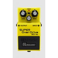 Boss SD-1W WazaCraft  Super Overdrive