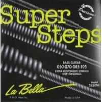 La Bella SS50 ML Supersteps kielet basso 050-105