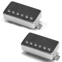 Bare Knuckle Crawler Geoff Whitehorn Humbucker Set Nickel
