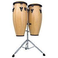 "Latin Percussion Aspire Congat 10+11"" natural"