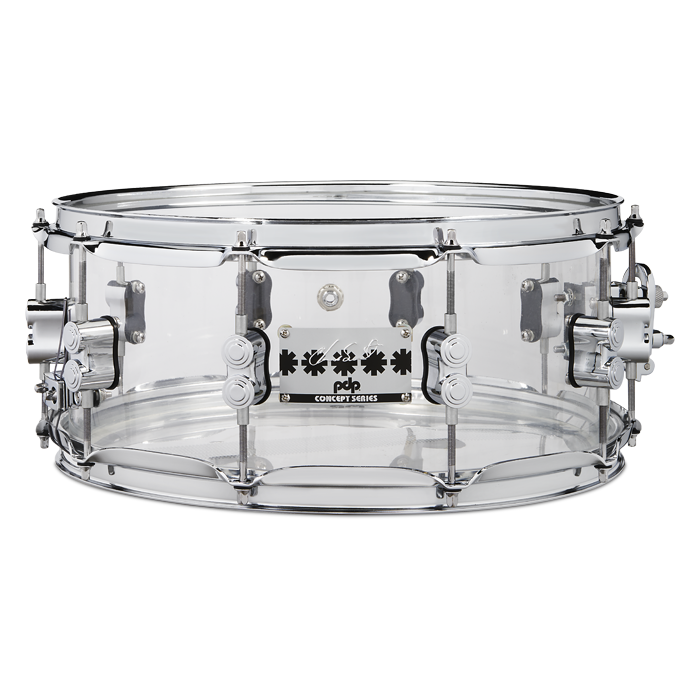 "PDP Chad Smith Signature14""x6\"" Akryylivirveli"