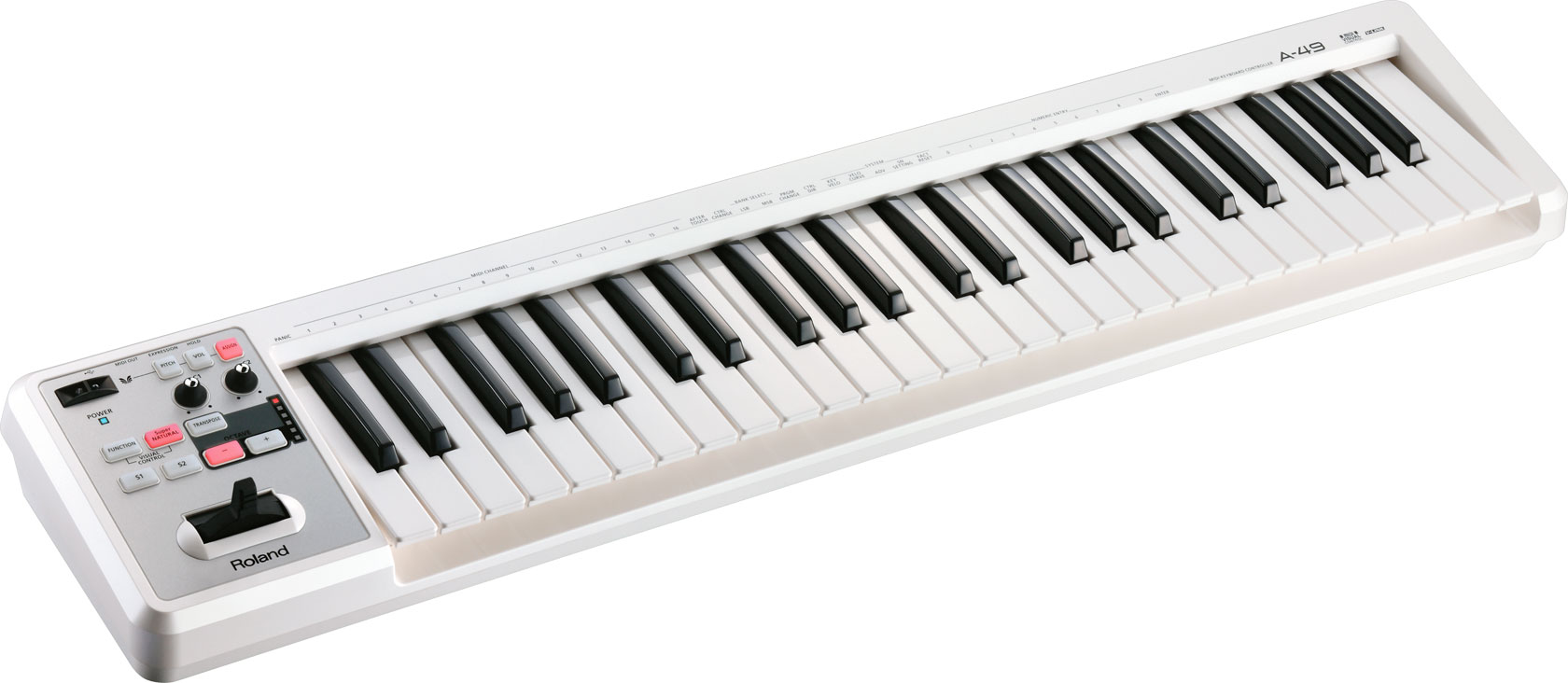 Roland A-49 WH midikeyboard