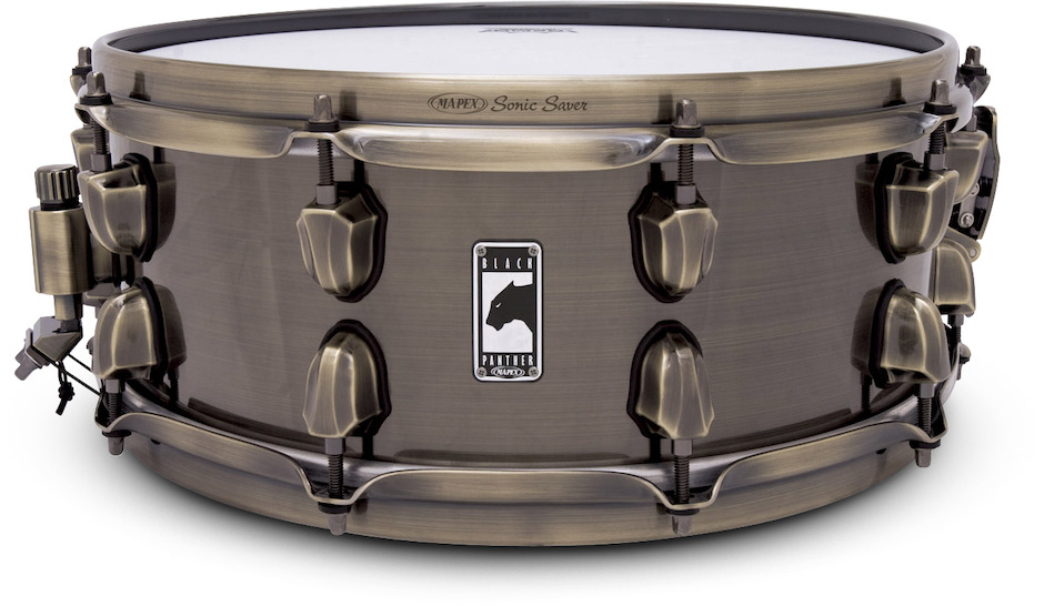 "Mapex Black Panther Brass Cat 14"" x 5,5\"" Bronze Brushed"