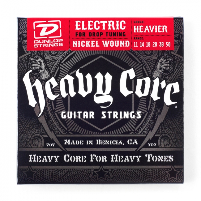 Dunlop DHCN1150 11-50 Heavy Core