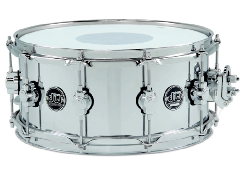 "DW Performance Steel 14""x6,5\"" Snare"