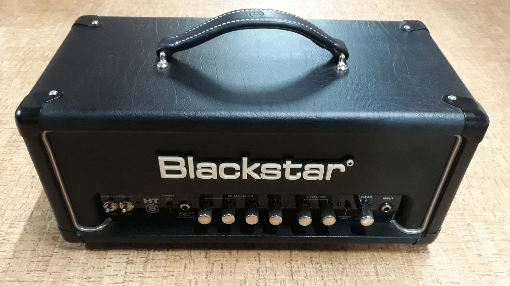 Blackstar HT-5 Guitar Head [K] Käytetty