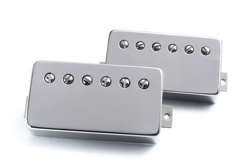 Bare Knuckle Boot Camp - Humbucker Brute Force Nickel