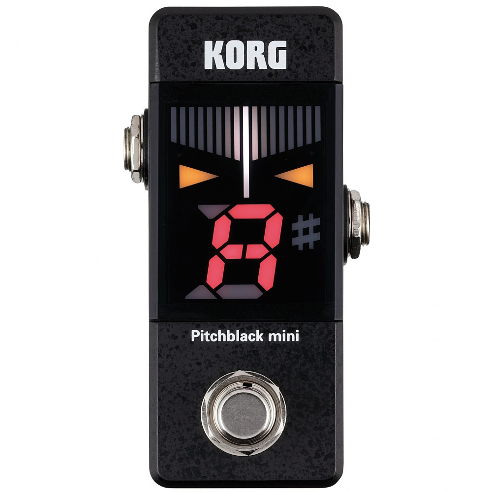 Korg Pitchblack Mini Tuner