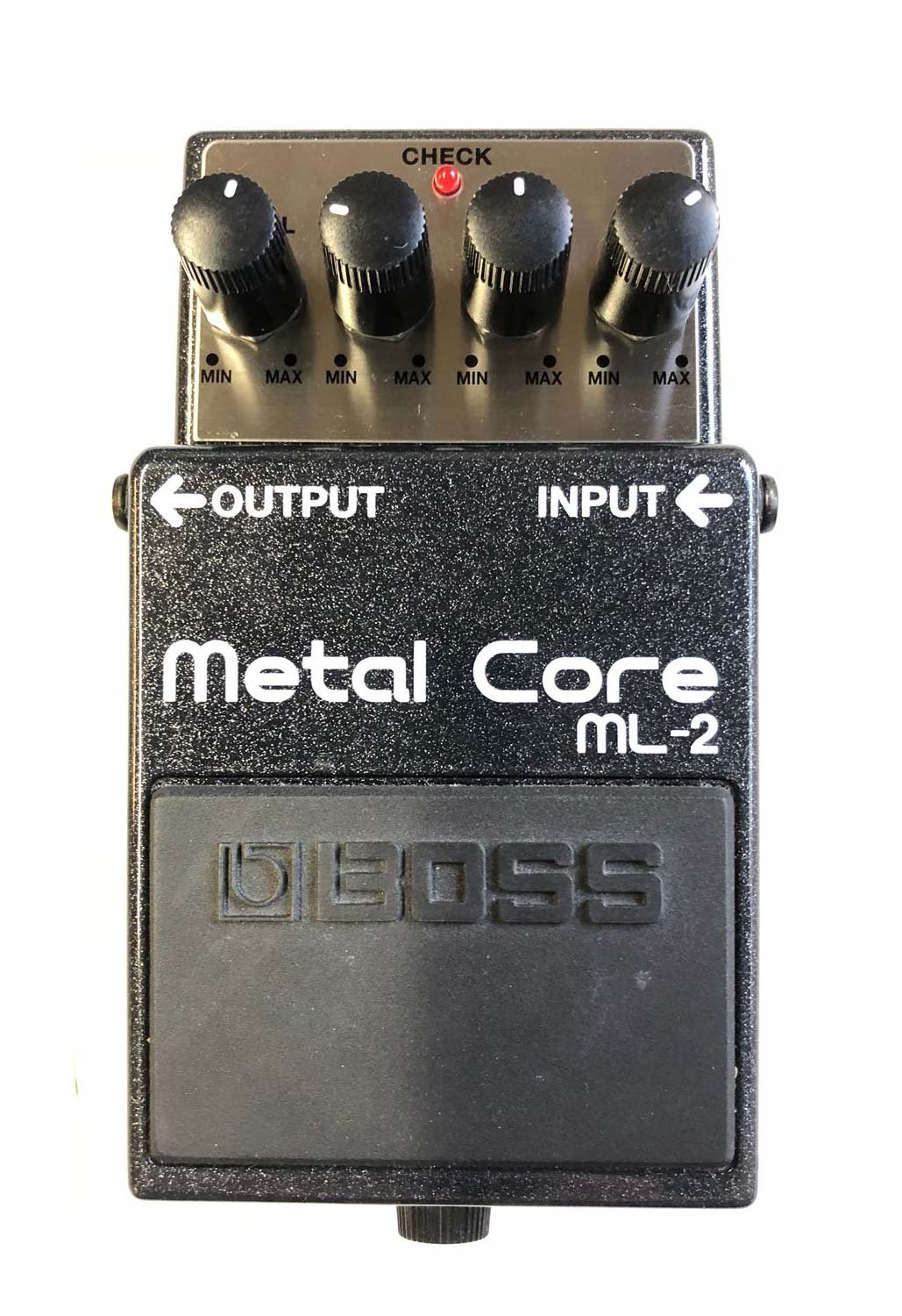Boss ML-2 Metal Core [K] Käytetty