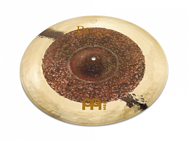 "Meinl Byzance 20"" Extra Dry Dual Crash Ride"