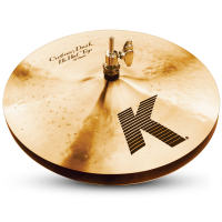 "K Custom 13"" Dark Hihat"