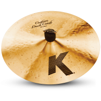 "K Custom  14"" Dark Crash"