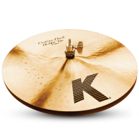 "K Custom 14"" Hihat Dark."