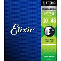 Elixir Optiweb 10-46 Electric kielisarja