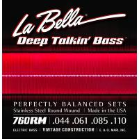 La Bella 760RM Deep talking bass 044-110