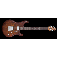 Music Man Luke 3 BFR Hazel Burst Flame
