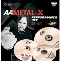 AA Metal X  Performance-setti