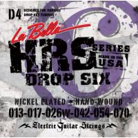La Bella HRS D4 Drop Tunes 13-70