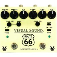 Visual Sound V3 Route 66 overdrive / compressor