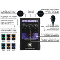 TC-Helicon Voice Tone X1, Megapohne & Distortion Effect