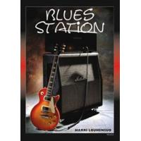 Blues Station -kitaransoitonopas