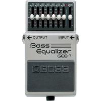 Boss GEB-7 Bass Eqalizer