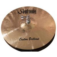 "Soultone Custom Brilliant 14"" Hi-hat"