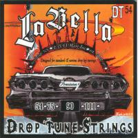 La Bella DT-54 Drop Tune Bass 54-75-90-111