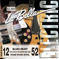 La Bella EL-BH Blues Heavy 12-52