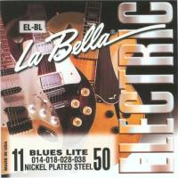 La Bella EL-BL Blues Light 11-50