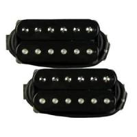Bare Knuckle The Mule Humbucker Set - Blk