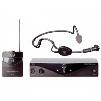 AKG Perception WMS45B1  Sport set + C544 mic. Single 4 valittava
