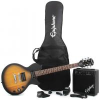 Epiphone Les Paul Player Pack aloituspaketti VS