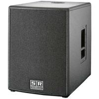 SR Technology STW 1000 subwoofer 18""